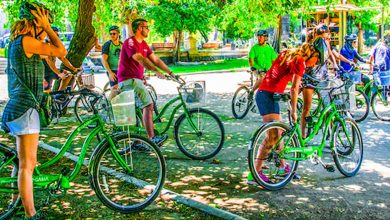 Photo of El mejor tour de bicicleta de Santiago