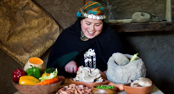 Photo of Gastronomía: alimentación de los mapuches